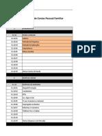 PLA019 - Planejamento Financeiro Pessoal Familiar -Demo