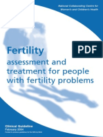 Cg 011 Full GuidelineFertility