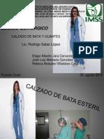 Tecnica de Calzado de Bata y Guates Equipo 2