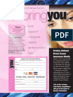 Breast Cancer Aware Flyer 09