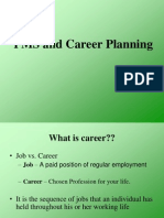 Ch 4 PMS and Career Planning