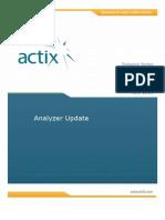 ReleaseNotes AnalyzerUpdate 2011 07 July