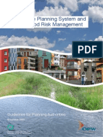 Planning System and Flood Risk Management Guidelines
