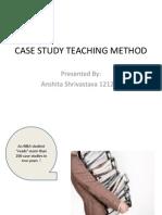 Case Study Teaching Method