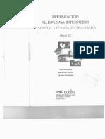 Preparacion al diploma Intermedio - Nivel B2