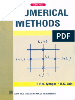Numerical Methods by Jain & Iyengar
