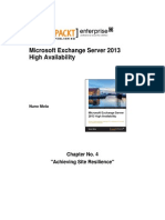 9781782171508_Microsoft_Exchange_Server_2013_High_Availability_Sample_Chapter