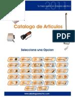 Catalogo Electrico Albuiztegui