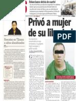 Policiaca  14 de febrero 2014