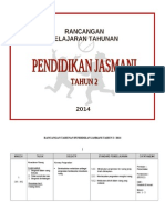 RPT PJASMANI TAHUN 2 - 2014