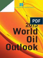 World Oil Outlook_2013