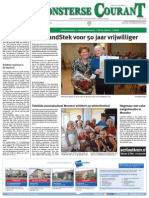 Monsterse Courant week 07