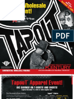 TapouT Event