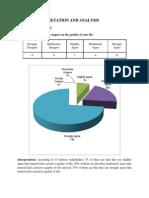 Data Analysis Tourism