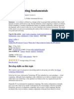 Cloud Computing Fundamentals