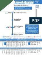 Bus Madrid Barajas