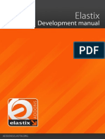 Development Manual Elastix