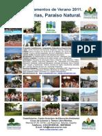 Campamentos de Verano CeamAsturias 2011