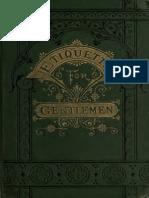 Gentlemens Book