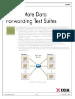 Ixsm Data Forwarding