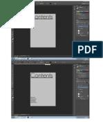 Print Screens Contents 15.1.14