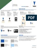 Valerus Logo Brand Guidelines