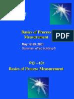 Basic Process Measurement