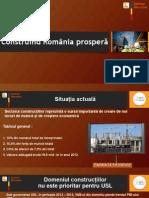 Construind Romania Prospera ppt