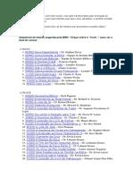 Sequencia Natural Dos Estudos Biblicos