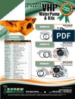 VHP_WaterPumpKits and Parts
