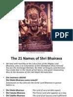 Bhairava Nath