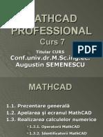 Curs 7 Mathcad