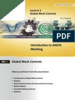 Mesh-Intro 14.5 L05 Global Mesh Controls