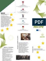 leaflet RECIPE - Portuguese Version