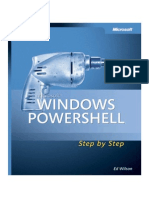 windows powershell step by step 3rd edition pdf
