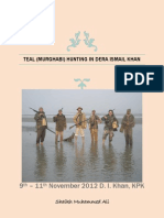 Teal Hunting in D. I. Khan