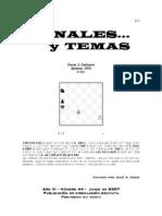 Finales y Temas 44