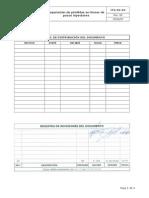 ITO-01-04 Reparacion de pérdidas en lineas de pozos inyectores Rev00
