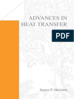 0120200260 - Academic Press - Advances in Heat Transfer, Volume 26 - (1995)