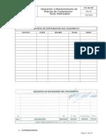 PO-08-03 Operacion y Mantenimiento Planta Pico Truncado Rev00