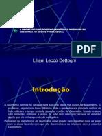 Projeto Informatica - Liliane