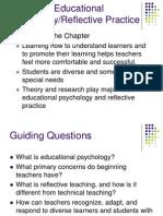 1- Ed Psy - Reflective Practice
