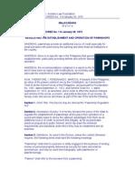 Pawnshop Regulation Act