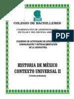 La Modernidad en Mexico