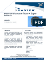 8962 Disco de Diamante Trust-X Super v1209