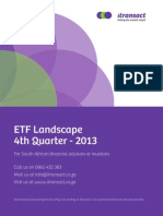 South African Etf Quarterly Review