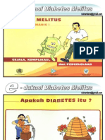 Edukasi Diabetes Melitus Ppt