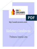 Atendimento Marketing BB