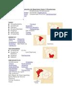 Apurimac Provincias y Distritos