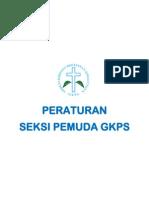 Peraturan Seksi Pemuda GKPS